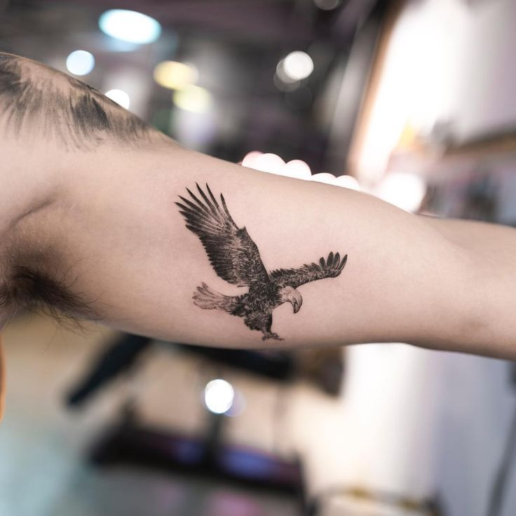 17 best tattoo images on Pinterest | Eagles, Army tattoos and Doggies