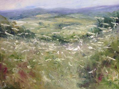 Summer - Oil on canvas