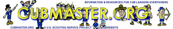 Cubmaster.org GREAT SITE