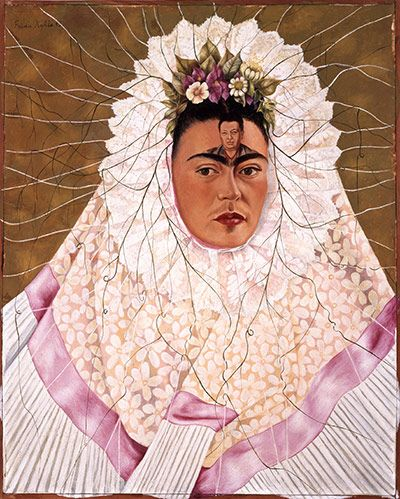 Head to head: Frida Kahlo and Diego Rivera exhibition – in pictures