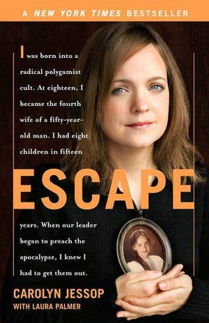Escape: Worth Reading, American Religious, Carolyn Jessop, Woman Courage, Books Worth, Jesus Christ, Life Inside, Carolynjessop, True Stories