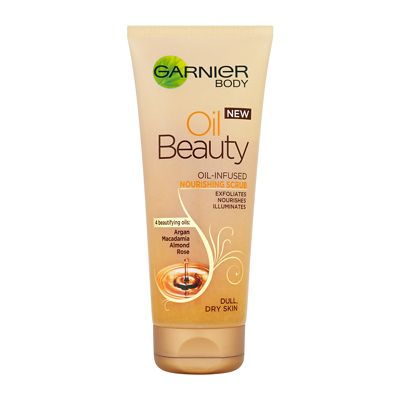 Garnier Oil Beauty Oil-Infused Nourishing Scrub 200ml