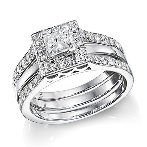 17 best 1000 images about Halo Diamond Rings on Pinterest Halo