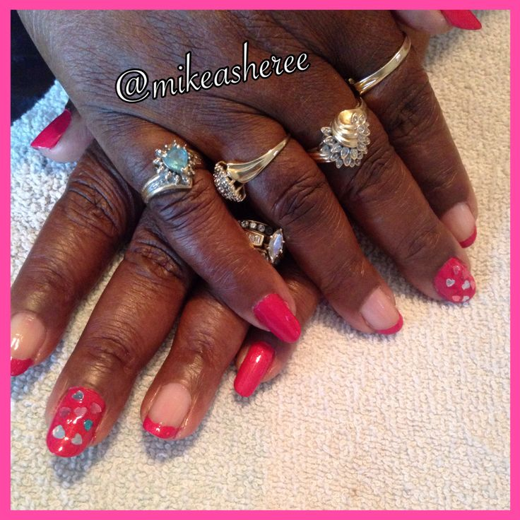 23 best Nail designs by @mikeasheree images on Pinterest | Nail art ...