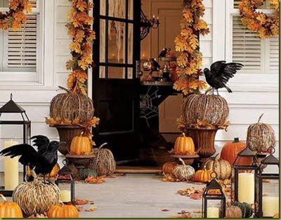 martha stewart halloween ideasfall halloweenhalloween decorating
