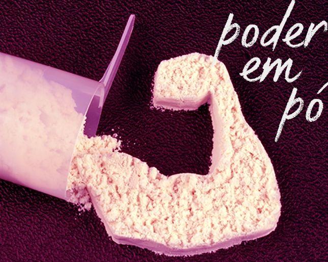 O guia feminino para usar proteína em pó