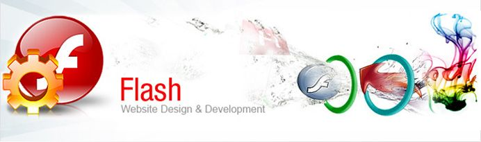 Web designing by using flash to make your website more attractive