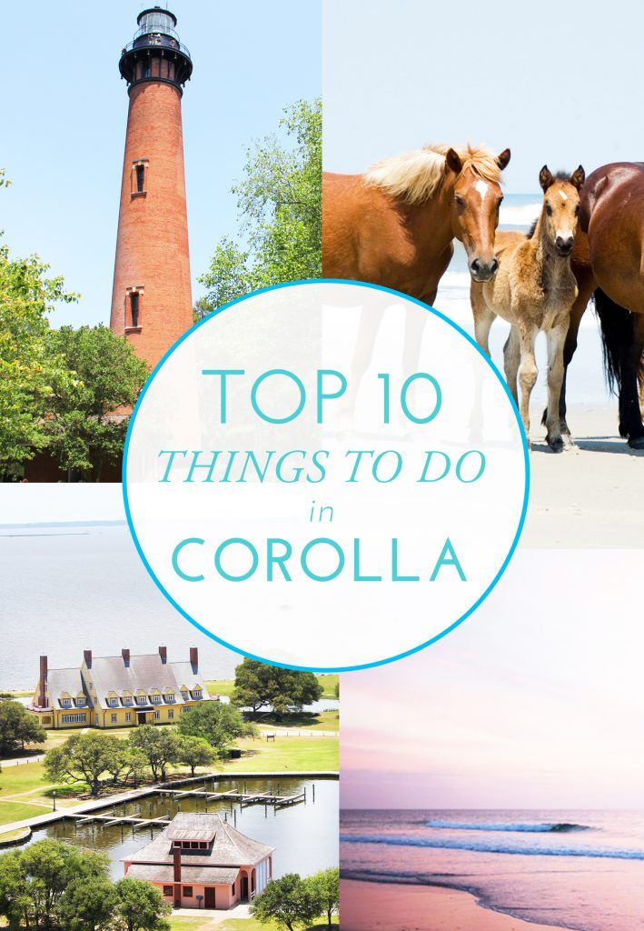Things to do on vacation in Corolla Nc #OBX