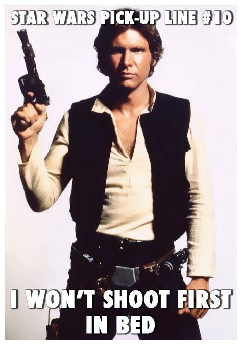 Star Wars Pick-Up Lines: #10