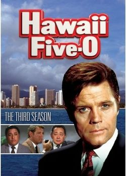 """Got to visit the set on a trip to Hawaii when I was 16. Met Jack Lord, who called me """"Honey"""" - I was over the moon!"""