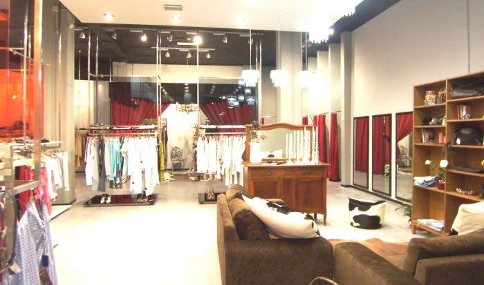 DADÀSTAY STORE  GRUPPO GIBAM  Arredamento specializzato per negozi