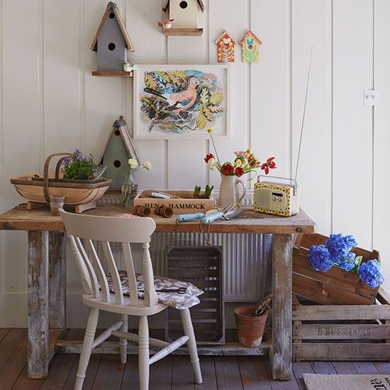 Best Country Rustic Hallway Decorating Ideas Bench: 105 Best Images About Hallways On Pinterest
