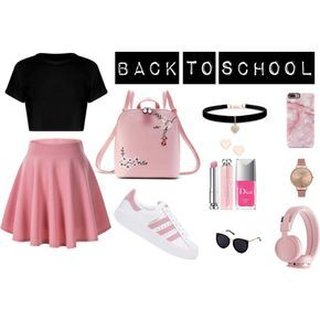 33 Awesomely Cute Back to School Outfits for High School – Cute outfits