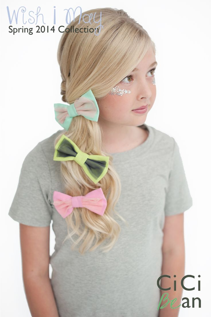 CiCi Bean Bows - Wish I May Collection | CiCi Bean - clothing for tween girls. | Contact your local Play Stylist or shop online at www.peekaboobeans.com