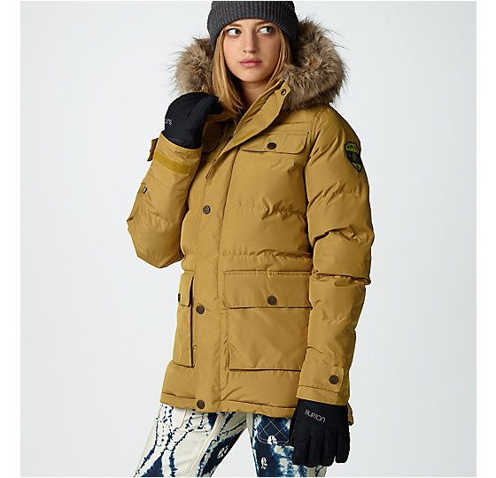 Essex Puffy Jacket from Burton