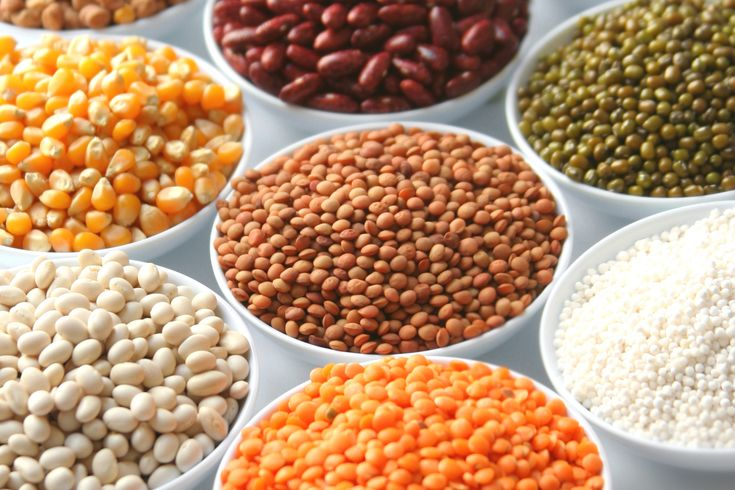 Different Types of #Pulses/Lentils http://goo.gl/R0N5Ps