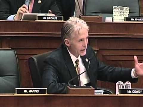Rep Trey Gowdy Questions FBI Director Mueller about James Rosen and Benghazi...6/13...video> excellent, Trey!
