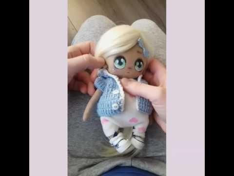 Куколки на заказ - YouTube