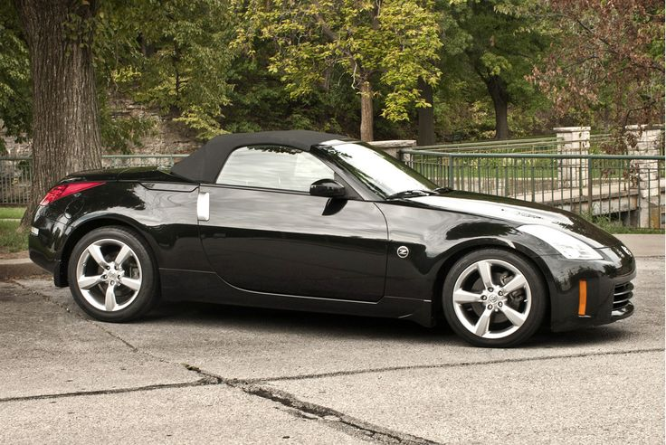 2009 Nissan 350Z Roadster Touring  www.chocomeet.com