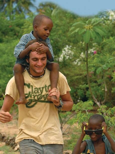 i-to-i - best for animal conservation, but pretty good at other gap year activities too!  i-to-i provides TEFL courses, volunteering opportunities and gap year travel packages