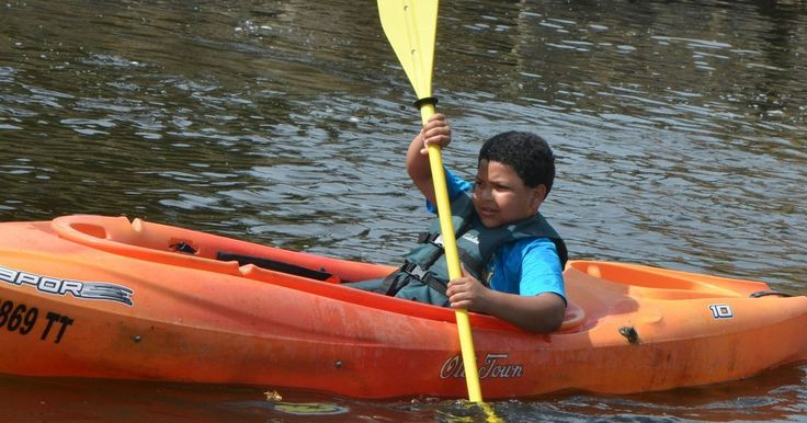 """Battle Creek, MI wants to make kayaking a thing: """"Why can't we take our river systems here and make them work?"""" asks John Hart."""