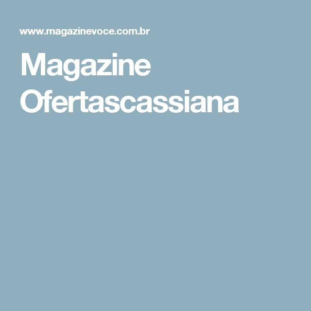 Magazine Ofertascassiana