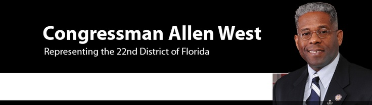 """Congressman Allen West (R FL)  has compared Democrats to Nazis, said dozens of his Democratic colleagues are communists and called a congresswoman vile and despicable. He said President Barack Obama is """"probably the dumbest person walking around in America"""" and described himself as the modern day Harriet Tubman leading black voters away from Democrats who keep them on the plantation."""