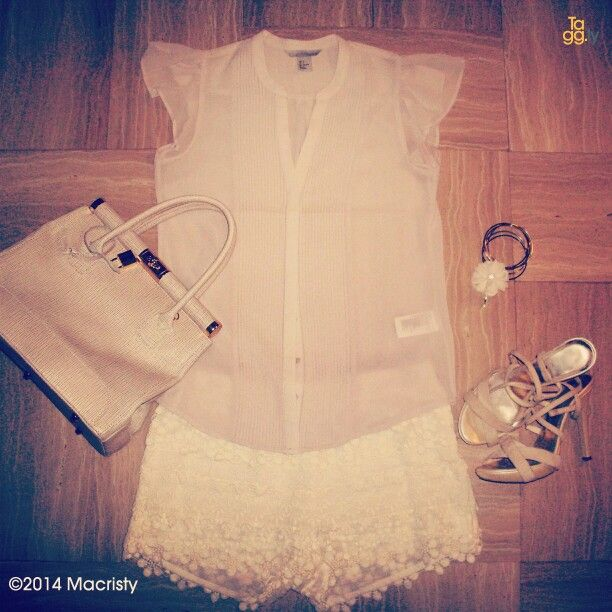My romantic outfit