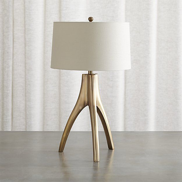 26.6   Would Change Out Shade To Black  Cleo Table Lamp