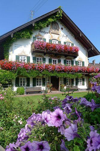 Bavaria, Benediktbeuern - Kretzenhof