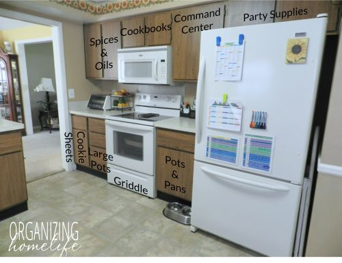 80 best images about get organized today on pinterest Best way to organize kitchen cabinets and drawers