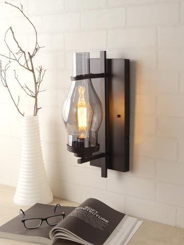 Haris Industrial Wall Lamp Buy Modern Wall Light Online India