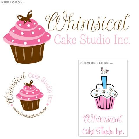 Whimsical Cake Studio Inc. logos