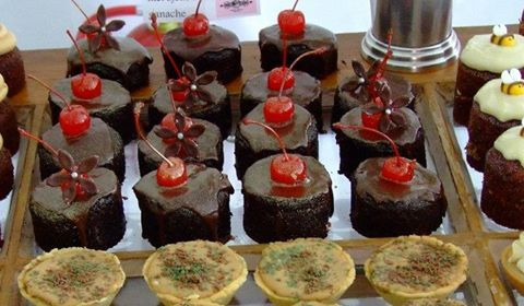 The most divine delights can be found at Petits Fours