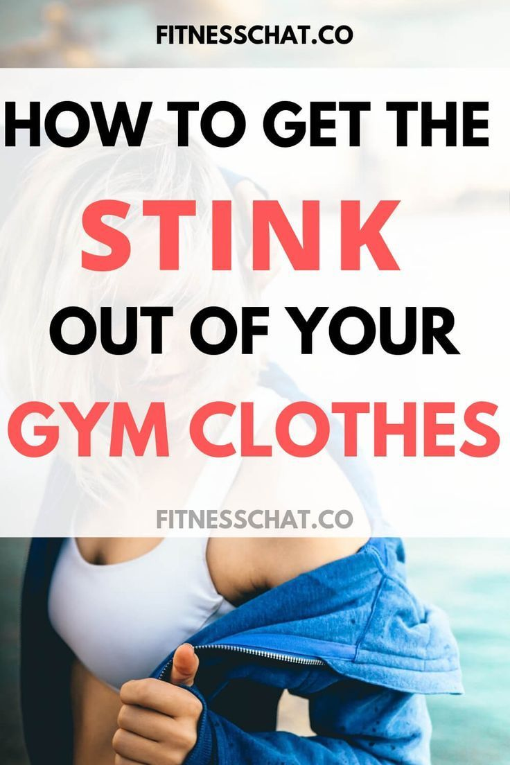 How To Get The Musty Smell Out Of Gym Clothes Gym Outfit Cute Workout Leggings Free Workout Plans