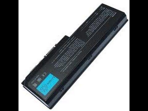 ▶ Cómo recuperar las baterías agotadas de los portátiles - YouTube