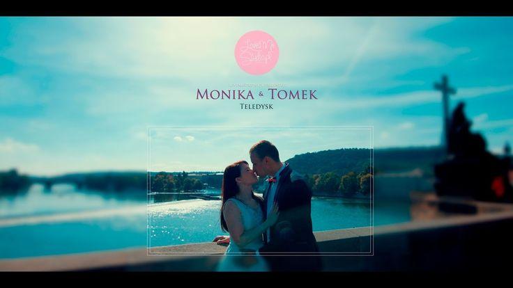 [4K UHD] LoveMeStudio.pl // 28.08.2016 // Monika + Tomek // teledysk ślubny