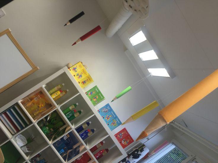 Pedagogisk miljö skapande