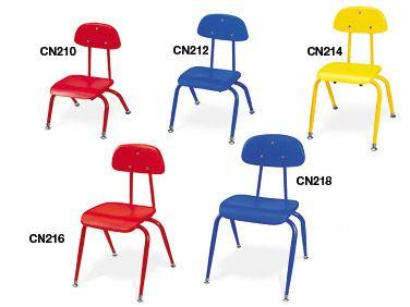 #LakeshoreDreamClassroom  Classic Stacking Chairs