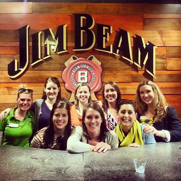 bourbon tours jim beam
