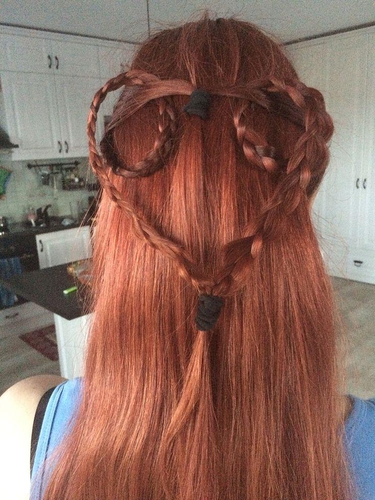 #braids#heart#details