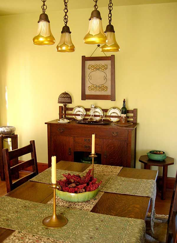 Stickley Dining Room Furniture: 1000+ Ideas About Craftsman Dining Room On Pinterest