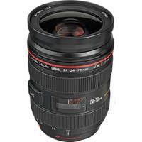 Canon 24-70 2.8 L glass