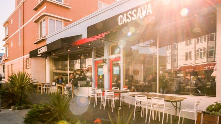 Cassava: outer Richmond brunch lunch dinner