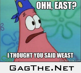 One of the best Spongebob quotes of all time.