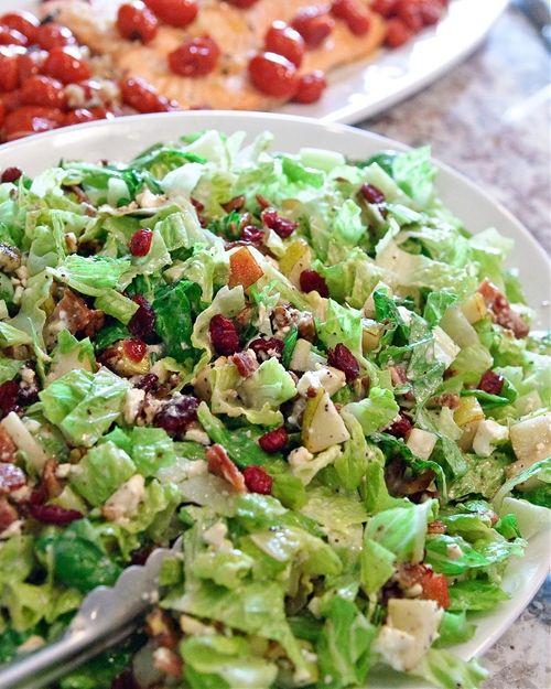 Outback Steak House Chopped Salad (A COPYCAT)