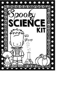 Halloween Science Kits {Send Home Science!}
