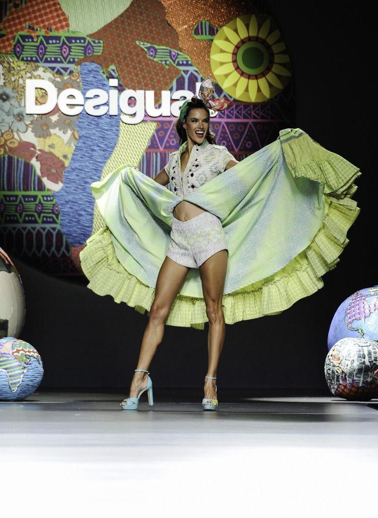 Alessandra Ambrosio: Στην Εβδομάδα Μόδας της Μαδρίτης!   JoyTV