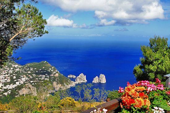 Day 9 Across Italy Escorted Tour #capri #traveltoitaly