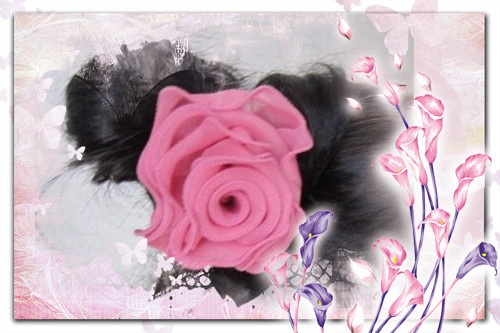 The Fabulous of Life: Moliabal acessori eleganti e fantasiosi per i vostri capelli